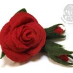 Рози от филц