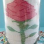 Роза от пясък