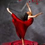 Танц от рози