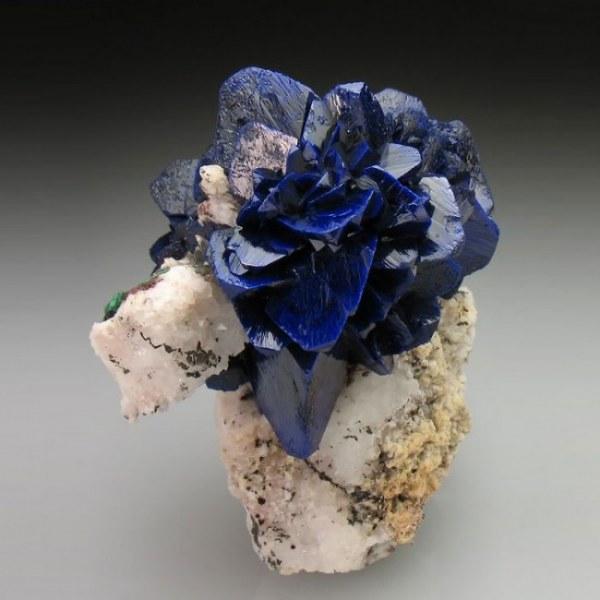 скъпоценни камъни във вид на роза