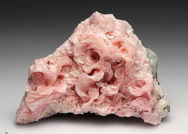 скъпоценни камъни във вид на рози